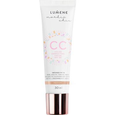 Lumene Nordic Chic CC Color Correcting Cream SPF20 Medium