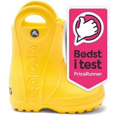 Crocs Handle It Rain Boot - Yellow