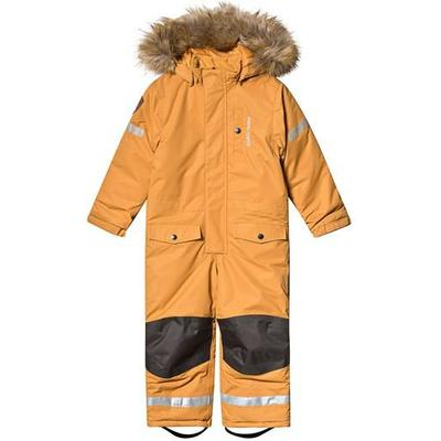 Kuling Kid's Verbier Winter Coverall - Yellow Mustard (451258)