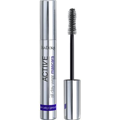 Isadora Active All Day Wear Mascara #20 Deep Black