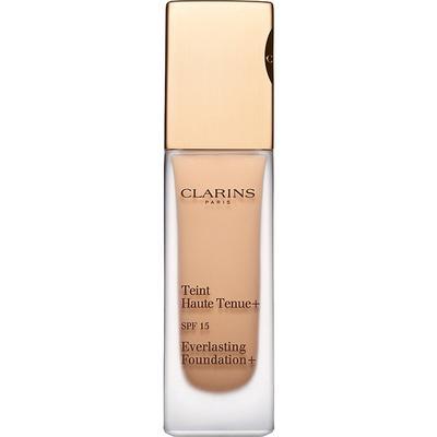 Clarins Everlasting Foundation+ SPF15 #105 Nude