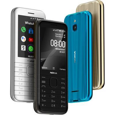 Nokia 8000 4G 4GB Dual SIM