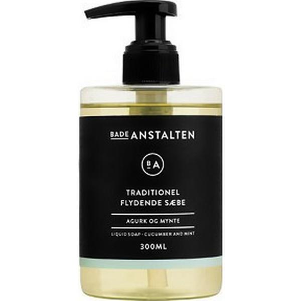 Badeanstalten Liquid Soap with Cucumber and Mint 300ml