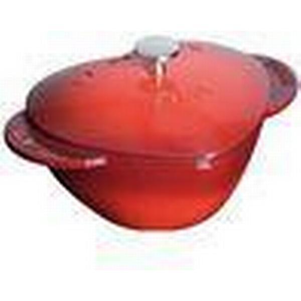 Staub Casseroles Coeur Pot 1.75L Gryde