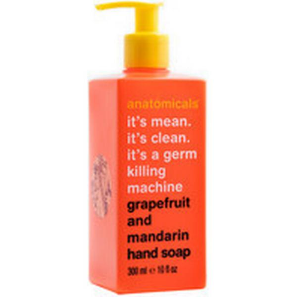 Anatomicals Grapefruit & Mandarin Hand Soap 300ml