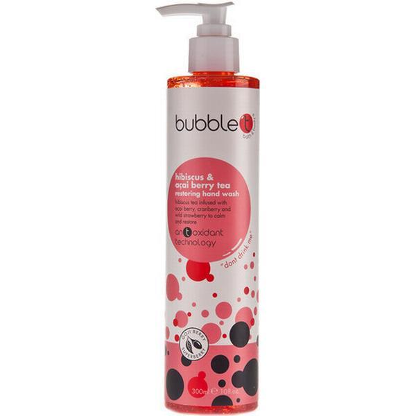 BubbleT Hibiscus & Acai Berry Tea Restoring Hand Wash 300ml