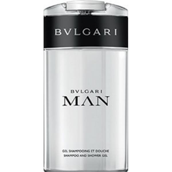 Bvlgari Man Shampoo & Shower Gel 200ml