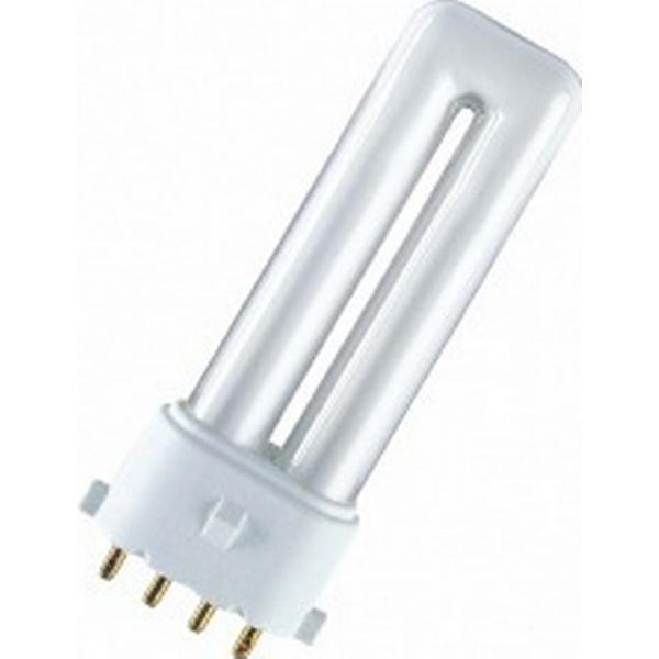 Osram Dulux S/E Lumilux 7W/840 Fluorescent Lamp 7W 2G7