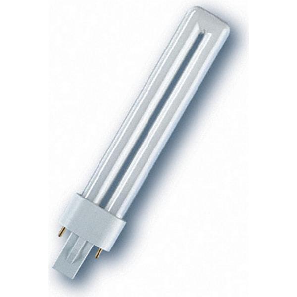Osram Dulux S 7W/840 Energy-efficient Lamps 7W G23