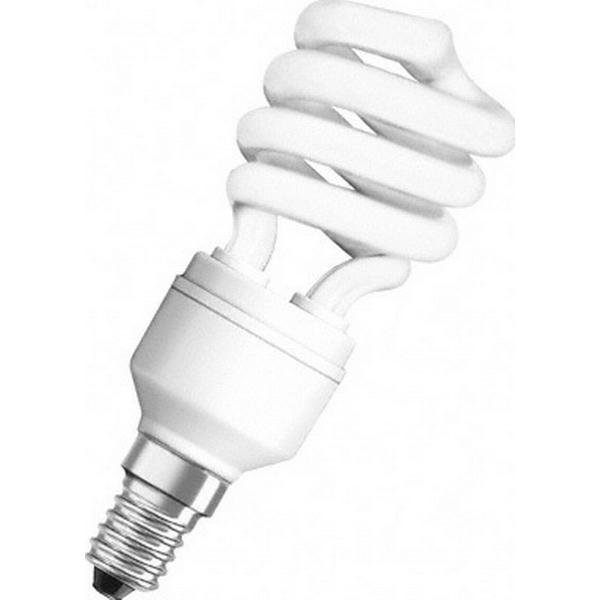 Osram Dulux Pro Mini Twist Energy-efficient Lamps 12W E14