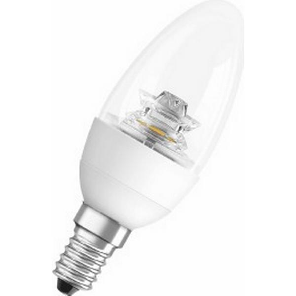 Osram LED Parathom Classic B 40 LED Lamps 6W E14