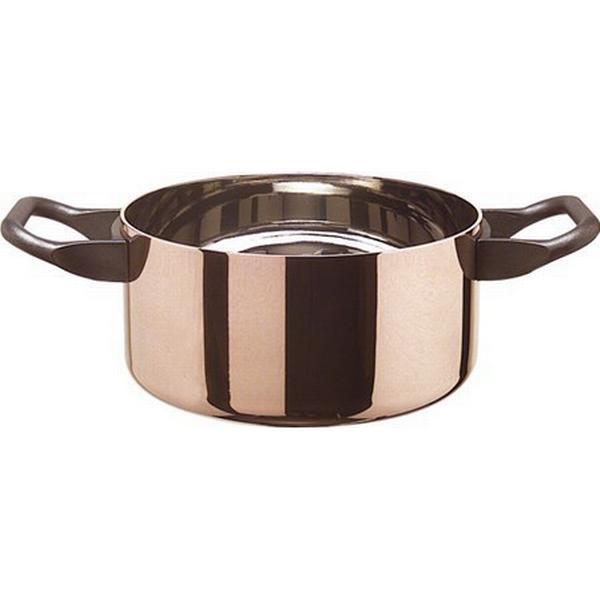 Alessi La Cintura di Orione Copper Casserole Gryde 20cm