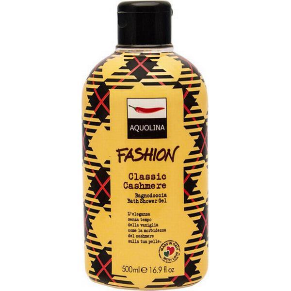 Aquolina Bath Shower Gel Fashion Classic Cashmere 500ml