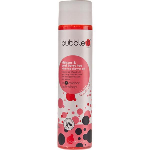 BubbleT Hibiscus & Acai Berry Tea Shower Gel 300ml