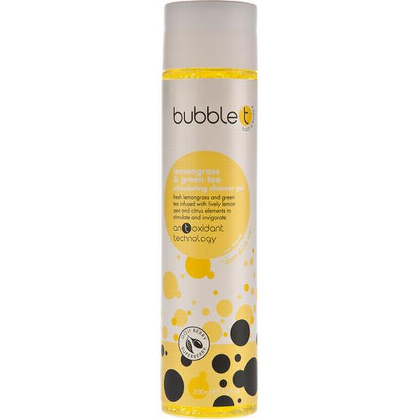 BubbleT Lemongrass & Green Tea Stimulating Shower Gel 300ml