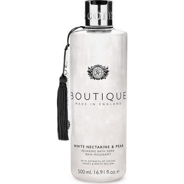 Grace Cole Boutique Relaxing Bath Soak White Nectarine & Pear 500ml