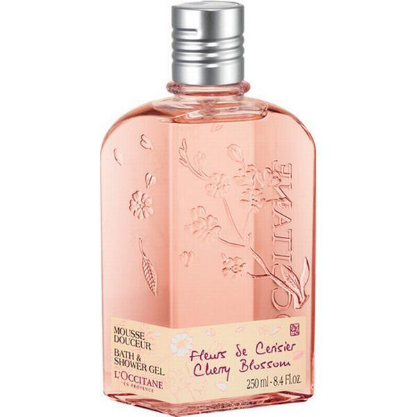 L'OCCITANE Cherry Blossom Bath & Shower Gel 250ml