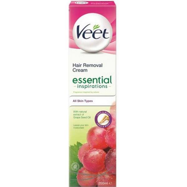 Veet Essential Inspirations Hair Removal Cream 200ml