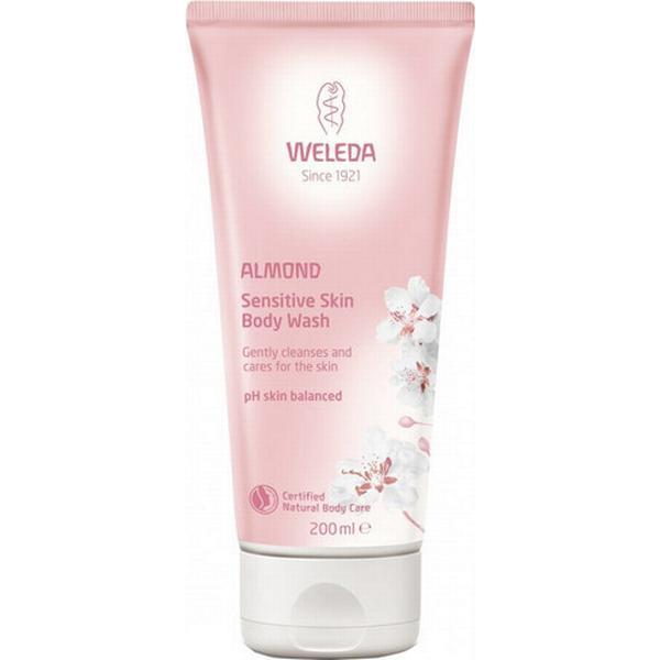 Weleda Almond Sensitive Skin Body Wash 200ml