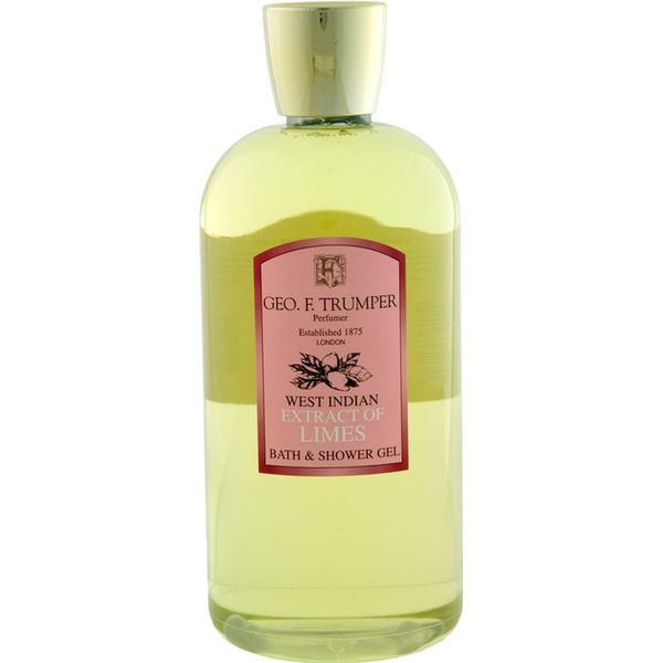 Geo F Trumper Extract of West Indian Limes Bath & Shower Gel 500ml