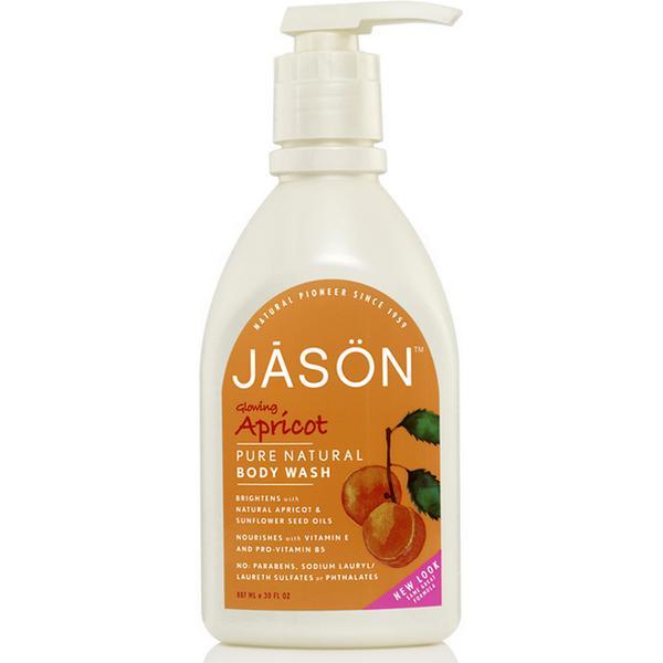 Jason Glowing Apricot Body Wash 887 ml