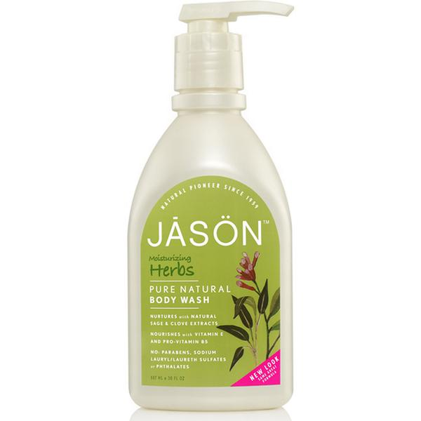 Jason Moisturizing Herbs Body Wash 887 ml