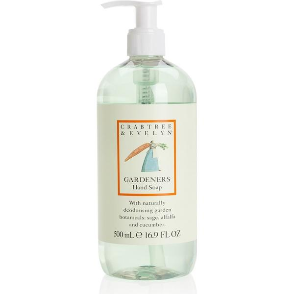 Crabtree & Evelyn Gardeners Hand Soap 500ml