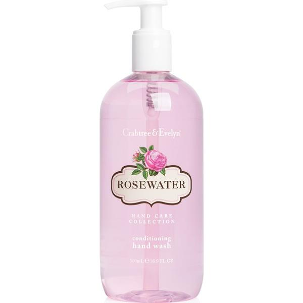 Crabtree & Evelyn Rosewater Hand Wash 500ml