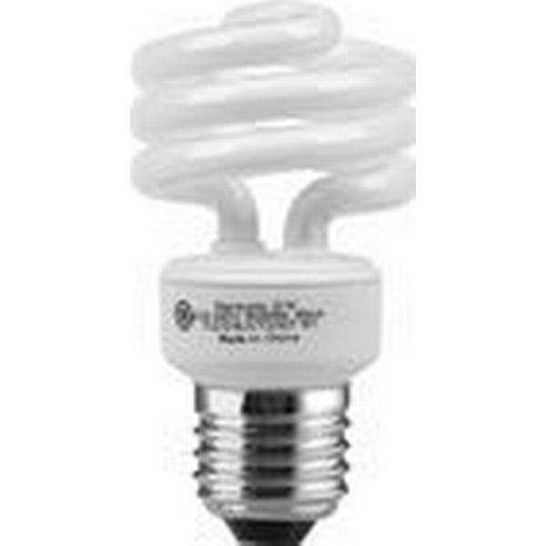 GE Lighting 76156 Fluorescent Lamp 15W E27