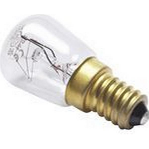 GE Lighting 92046 Incandescent Lamps 15W E14