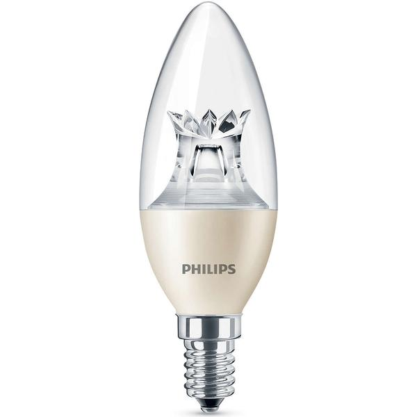 Philips Candle 11.3cm LED Lamp 6W E14