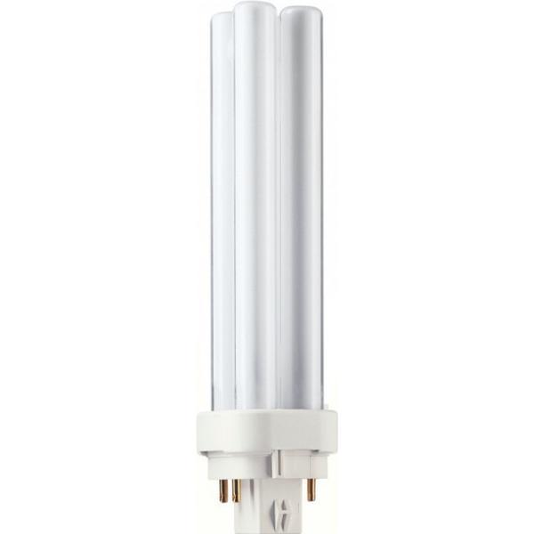 Philips Master PL-C Fluorescent Lamp 26W G24Q-3 827