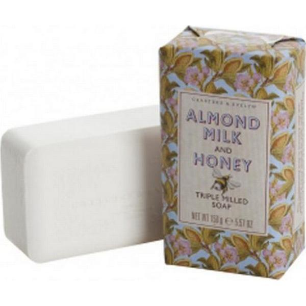 Crabtree & Evelyn Almond Milk & Honey Triple Milled Soap 158g