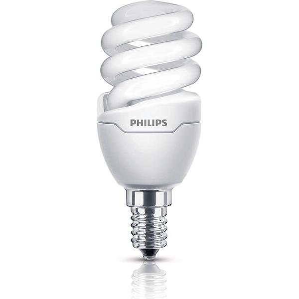 Philips Tornado T2 mini Energy Efficient Lamp 8W E14