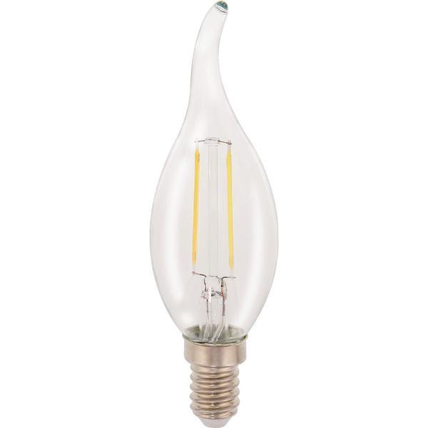 HQ HQLFE14FLTP001 LED Lamps 2W E14