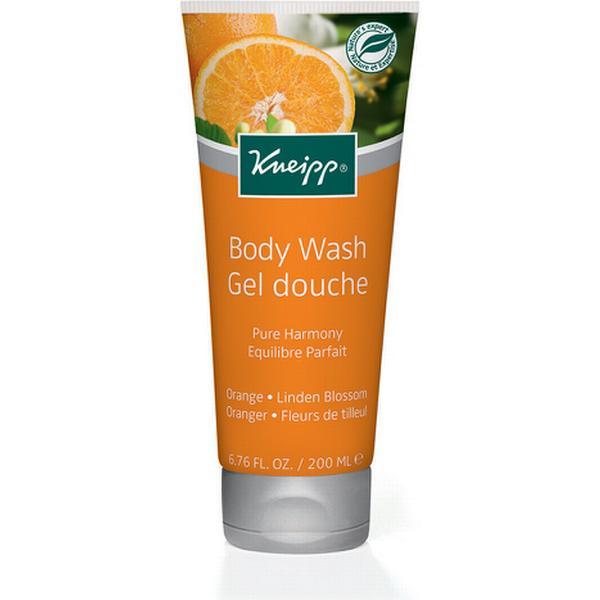 Kneipp Pure Harmony Orange & Linden Blossom Body Wash 200ml