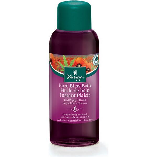 Kneipp Pure Bliss Herbal Red Poppy & Hemp Bath Oil 100ml