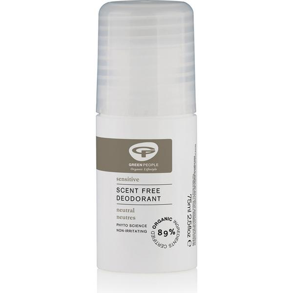 Green People Neutral Scent Free Deo 75ml
