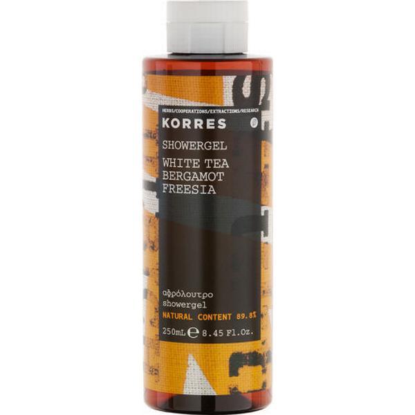 Korres White Tea Bergamot & Freesia Shower Gel 250ml