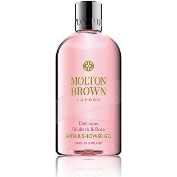 Molton Brown Bath & Shower Gel Delicious Rhubarb & Rose 300ml
