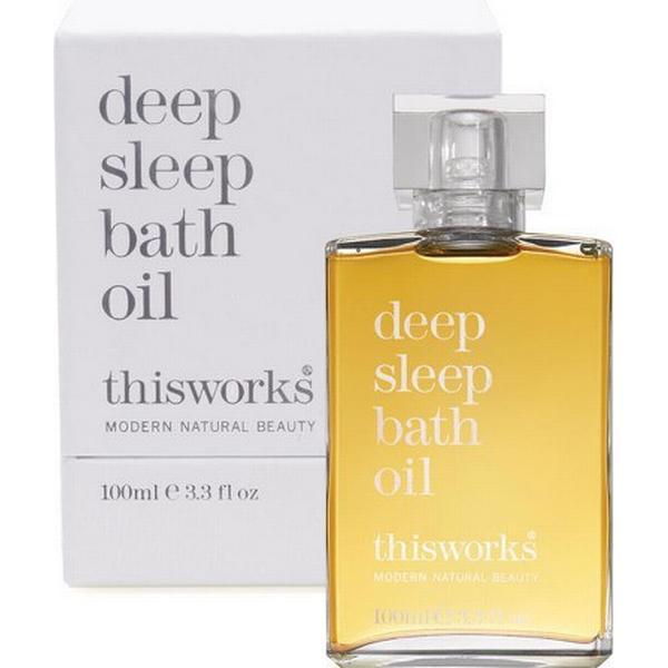 This Works Deep Sleep Bath Oil 100ml