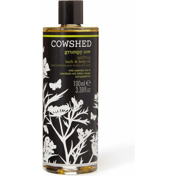 Cowshed Grumpy Cow Uplifting Bath & Body Oil 100ml