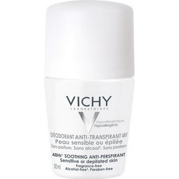 Vichy 48Hr Soothing Anti Perspirant Deo Roll On 50ml