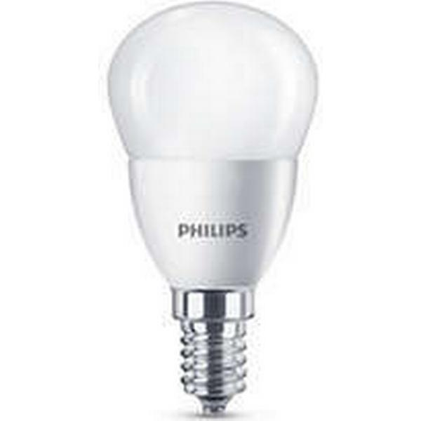 Philips Non-Dimmable LED Lamp 5.5W (40W) E14