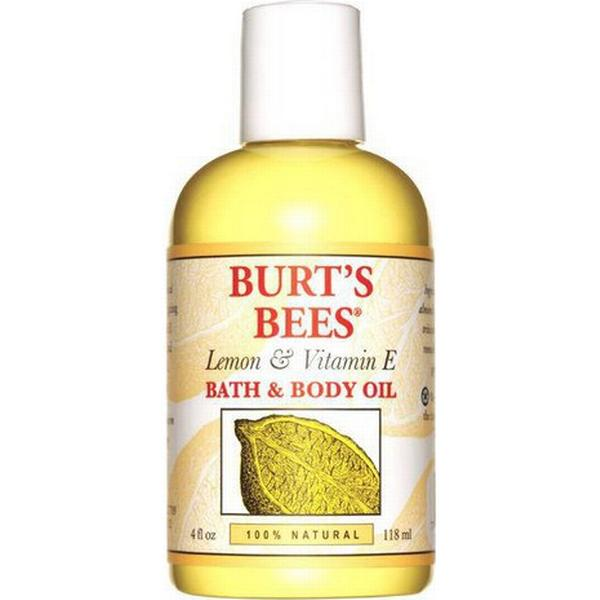 Burt's Bees Lemon & Vitamin E Bath & Body Oil 118ml