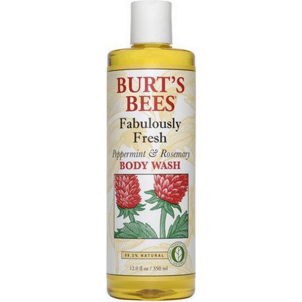 Burt's Bees Peppermint & Rosemary Body Wash 350ml
