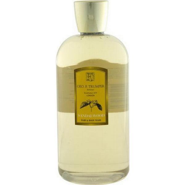 Geo F Trumper Sandalwood Hair & Body Wash 500ml