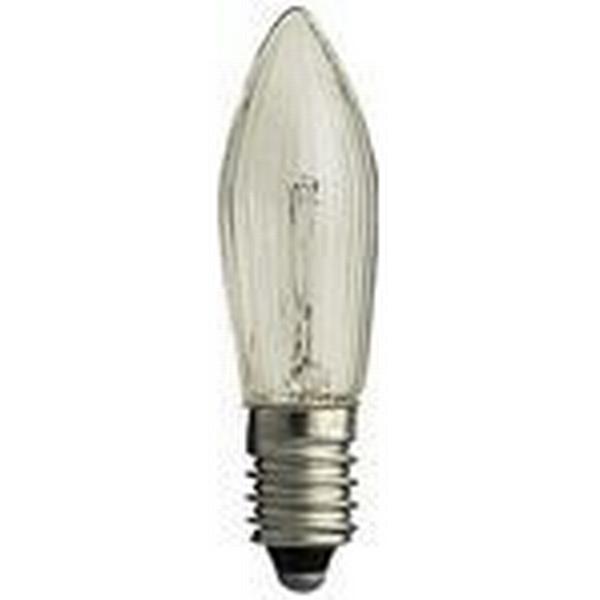 Konstsmide 1074 Incandescent Lamp 3W E10