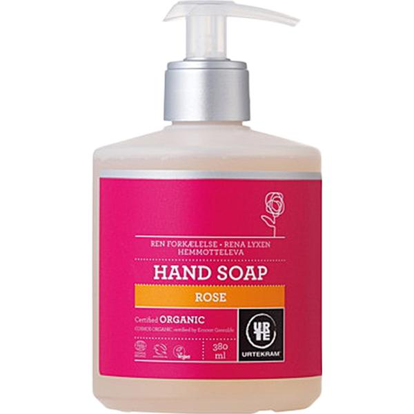 Urtekram Rose Hand Soap Organic 380ml