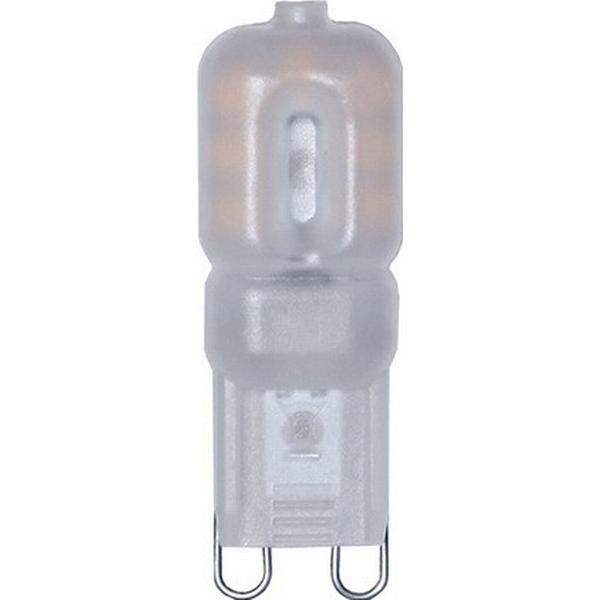 Star Trading 344-07 LED Lamp 2.3W G9